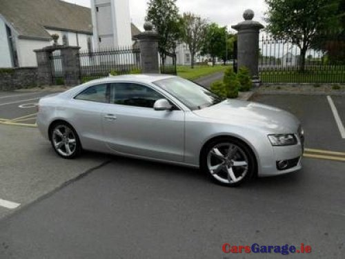 audi a5 2 7 tdi 190hp se auto 2008 car sales room. Black Bedroom Furniture Sets. Home Design Ideas