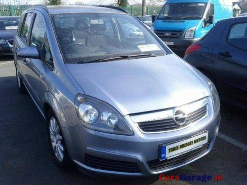 Opel Zafira Club Opel Zafira Club 1.6 16v