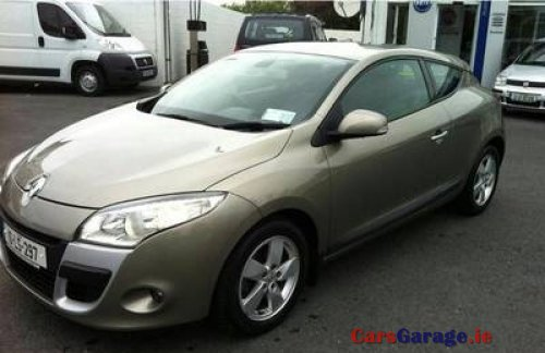 renault megane 1 5 dci 85 monaco coupe 2dr 2010 car sales room. Black Bedroom Furniture Sets. Home Design Ideas