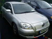 Toyota Avensis D4D STRATA 2.0 SALOON