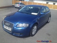 Audi A3 TDI E Special Edition