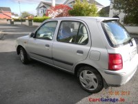 Nissan Micra with NCT & Tax