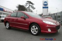 Peugeot 407 ST 1.6 HDI SOLAIRE (2008)
