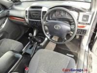 Toyota Landcruiser LWB GX