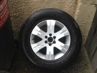 Nissan Pathfinder Spare Wheel