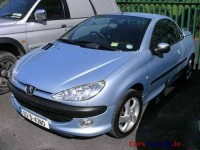 Peugeot 206 COUPE