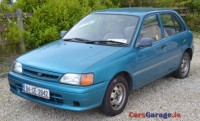 94 Toyota Starlet NCT