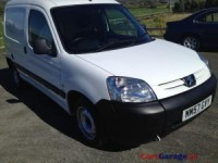 Peugeot Partner 600 L SWB