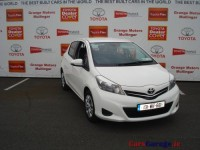 131 TOYOTA YARIS LUNA**SAVE OVER €3000 ON NEW PRICE**