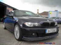 BMW 318 CI Convertible SE 2DR