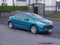 Peugeot 207 CC 1.6 2DR CONVERTIBLE