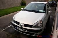 2004 Silver Renault Clio