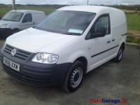 Volkswagen Caddy C20 TDI SWB
