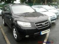 Hyundai Santa Fe passenger