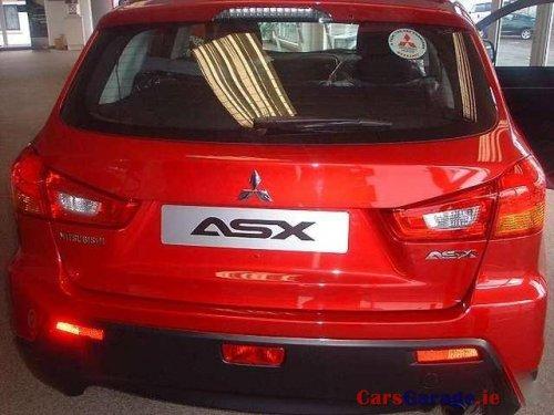 12 Mitsubishi Asx 1 8 Diesel 150bhp Car Sales Room