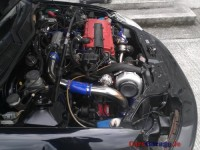 honda civic turbo 330bhp proven