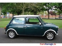 Austin Mini 1.3 COPPER 40 02DR [FULL LEATHER, ALLOYS, NCT, @ TAXED]