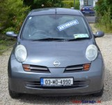 "Nissan Micra 03 """"SOLD"""""