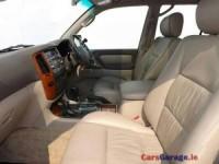 Toyota Landcruiser Amazon 4.2 7 SEAT