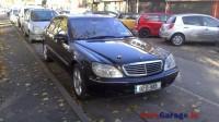 Mercedes s class 2800e.  NEW NCT