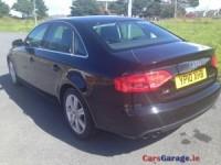 Audi A4 TDI E SE