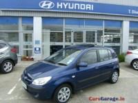Hyundai Getz 1.1 CDX 5DR 51 (2007)