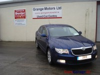 09 SKODA SUPERB 1.9 TDI GREENLINE