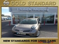 08 – Nissan  Micra 1.2 SPORT, ONE OWNE