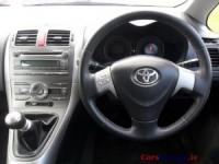 "2009 Toyota Auris ""LOW-TAX/TOP-SPEC"""