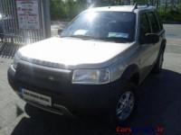 Land Rover Freelander 2.0 GS