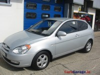 2009 Hyundai Accent 1.5 crdi { car van }