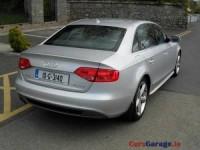 Audi A4 2.0 TD S-LINE EXECUTIVE 143 BHP  (2010