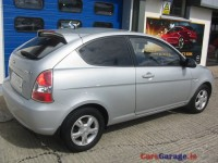 2009 Hyundai Accent 1.5 crdi { car van }