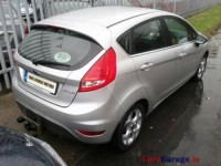 Ford Fiesta TITANIUM 1.25 82PS 5DR