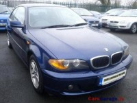 BMW 3 Series 318 COUPE