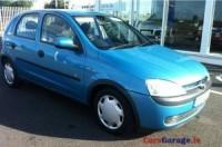 Opel Corsa 5 DR 1 litre Njoy (2003)