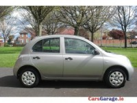 Nissan Micra Visia AIR CON 5DR [ONLY 24000 MLS, WARRANTY]