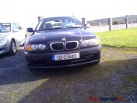 cars bmw 318ci coupe nct5/13 tax3/13
