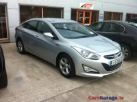 2012 Hyundai i40 Executive 4DR