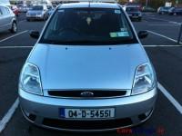 Ford Fiesta 1242 Petrol 2004