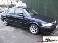2002 Saab 9-3 2.0 LPT