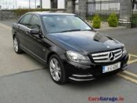Mercedes-Benz C-Class C 200 CDi A/T AVANT GARDE==NEW MODEL