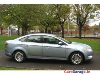 Ford Mondeo Zetec 2.0 5 Speed