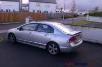 Honda Civic 1.8I SES 4 DOORS 4DR