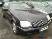 Mercedes-Benz S-Class CL AUTO