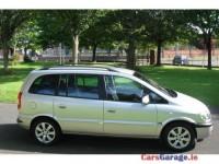 Opel Zafira Njoy 1.6I 16V 5DR [NCT, TAX, 7 SEATER]