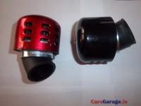 34-35mm dirt bike/quad bike metal K+N style air filter,quads,buggies