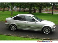 BMW 3 Series 320 [E46] D SE 04DR