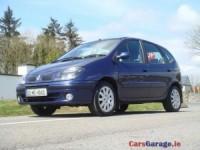 Renault Megane Scenic Fidji 1.4 NCT 3/13