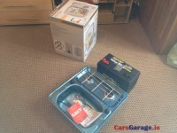 *New* Camper Cooker, Sink, Fridge + Battery Camping Accessories for used cars